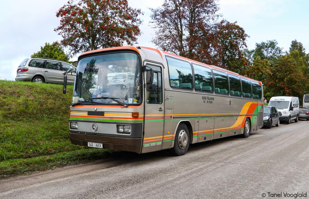 Kiviõli, Mercedes-Benz O303-15RHS № 145 AKX