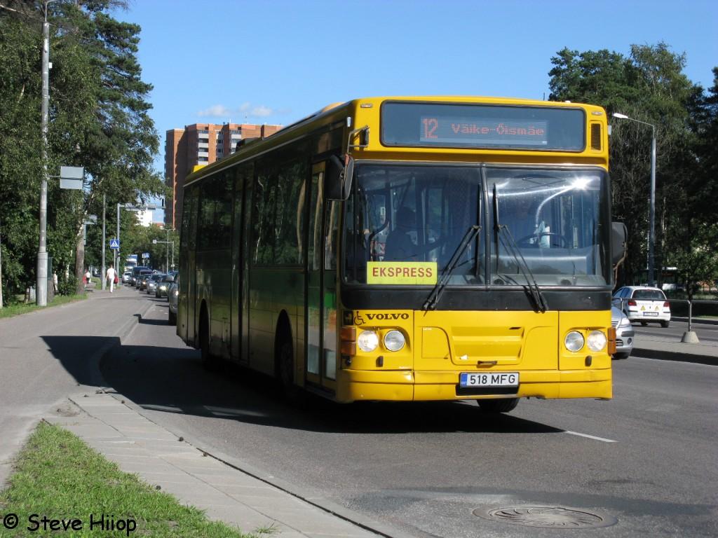 Tallinn, Säffle 2000 № 518
