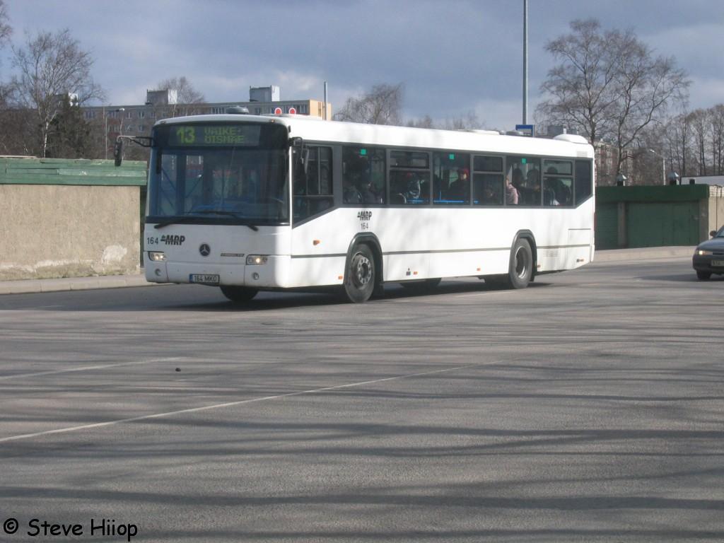 Tallinn, Mercedes-Benz Türk O345 Conecto C № 164