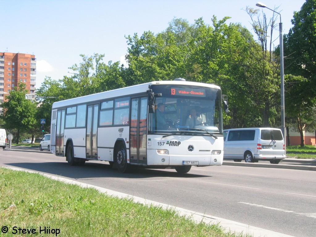 Tallinn, Mercedes-Benz Türk O345 Conecto C № 157