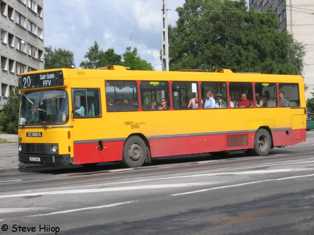 Tallinn, DAB № 2553