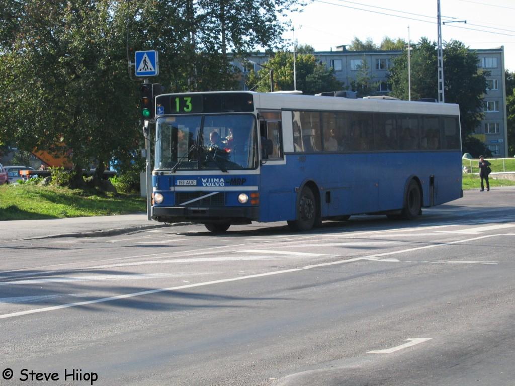 Tallinn, Wiima K202 № 193