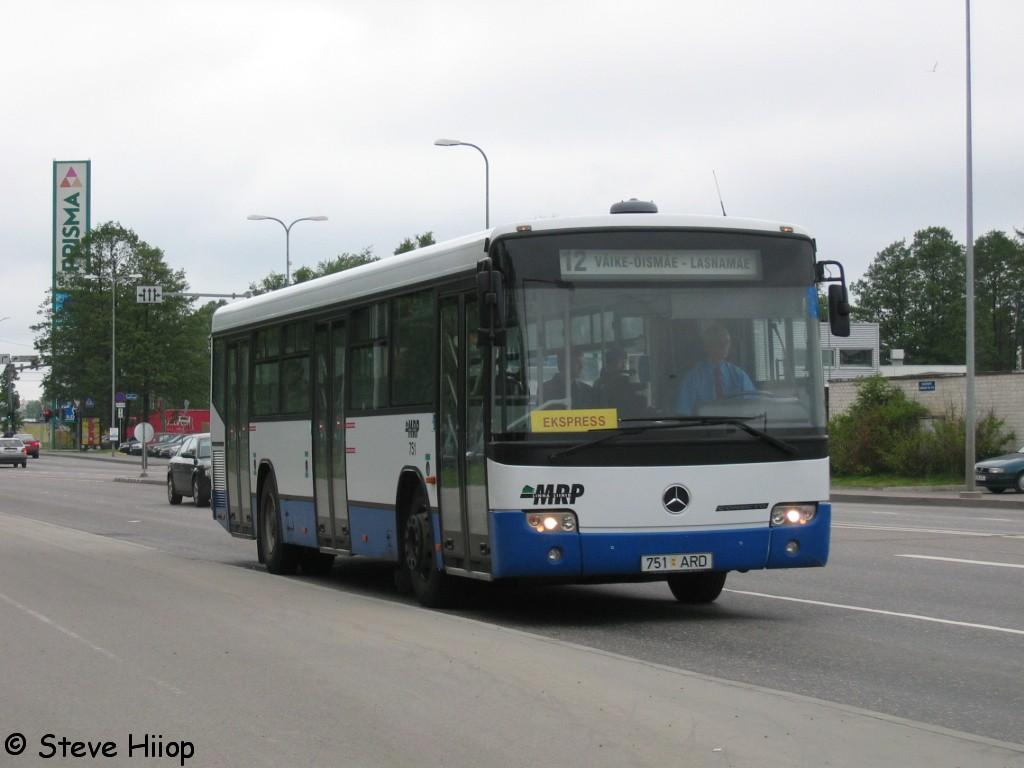 Tallinn, Mercedes-Benz Türk O345 Conecto C № 751