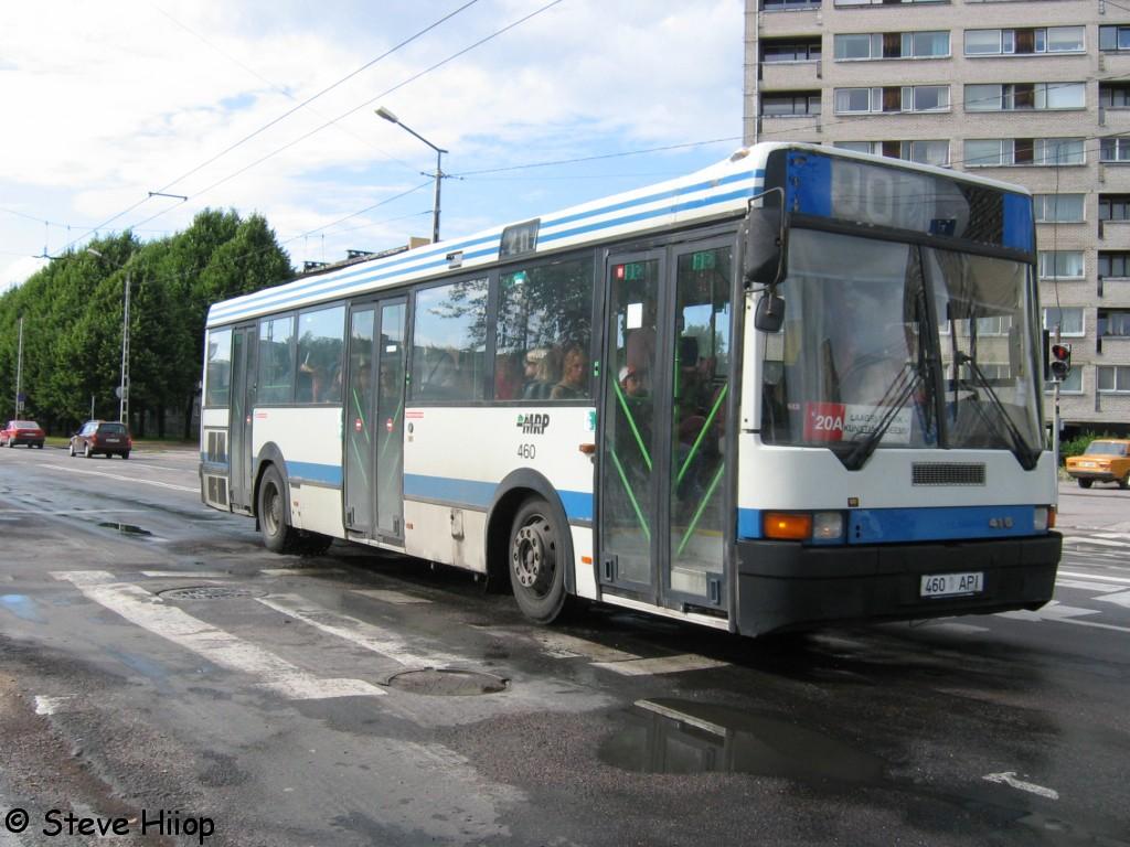 Tallinn, Ikarus 415.20 № 460