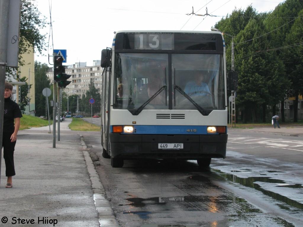 Tallinn, Ikarus 415.20 № 449
