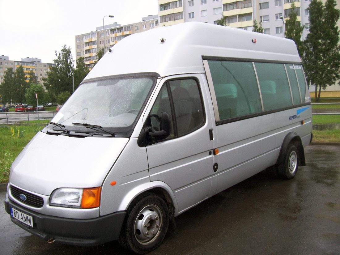 Tallinn, Ford Transit 190L № 811 AMM