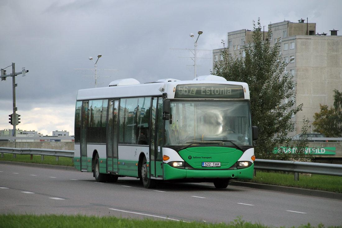 Tallinn, Scania OmniLink CL94UB № 3522