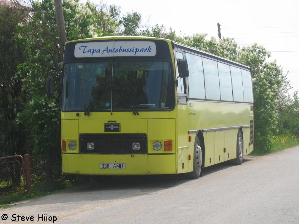 Tapa, Van Hool T8 Alizée 260 № 208