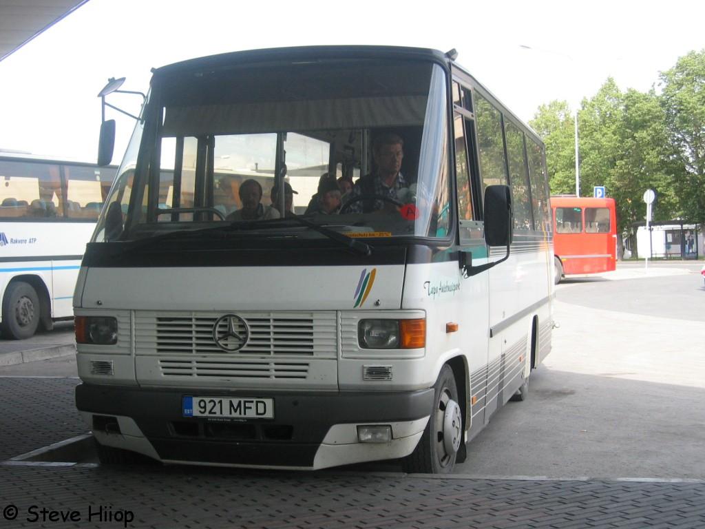 Tapa, Ernst Auwärter Teamstar City № 209