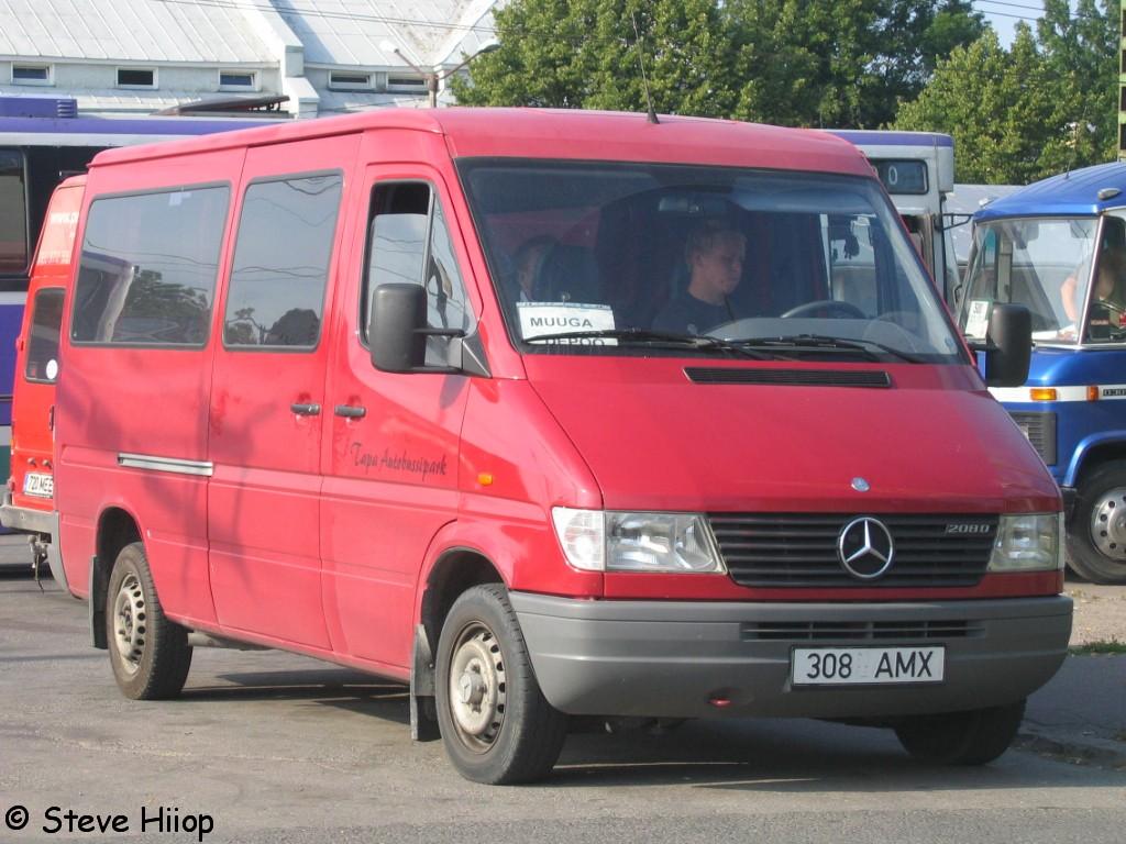 Tapa, Mercedes-Benz Sprinter 208D № 251