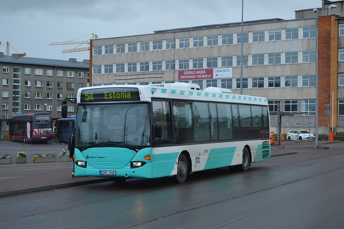 Tallinn, Scania OmniLink CL94UB № 3048