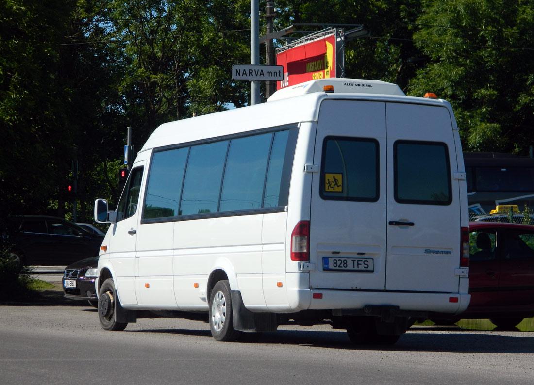 Tartu, Mercedes-Benz Sprinter 413CDI № 828 TFS Tallinn — XXVI laulu- ja XIX tantsupidu (Aja puudutus. Puudutuse aeg)