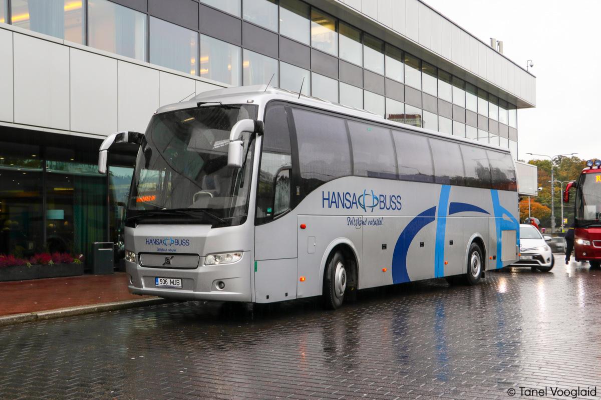 Tallinn, Volvo 9700HD NG № 906 MJB