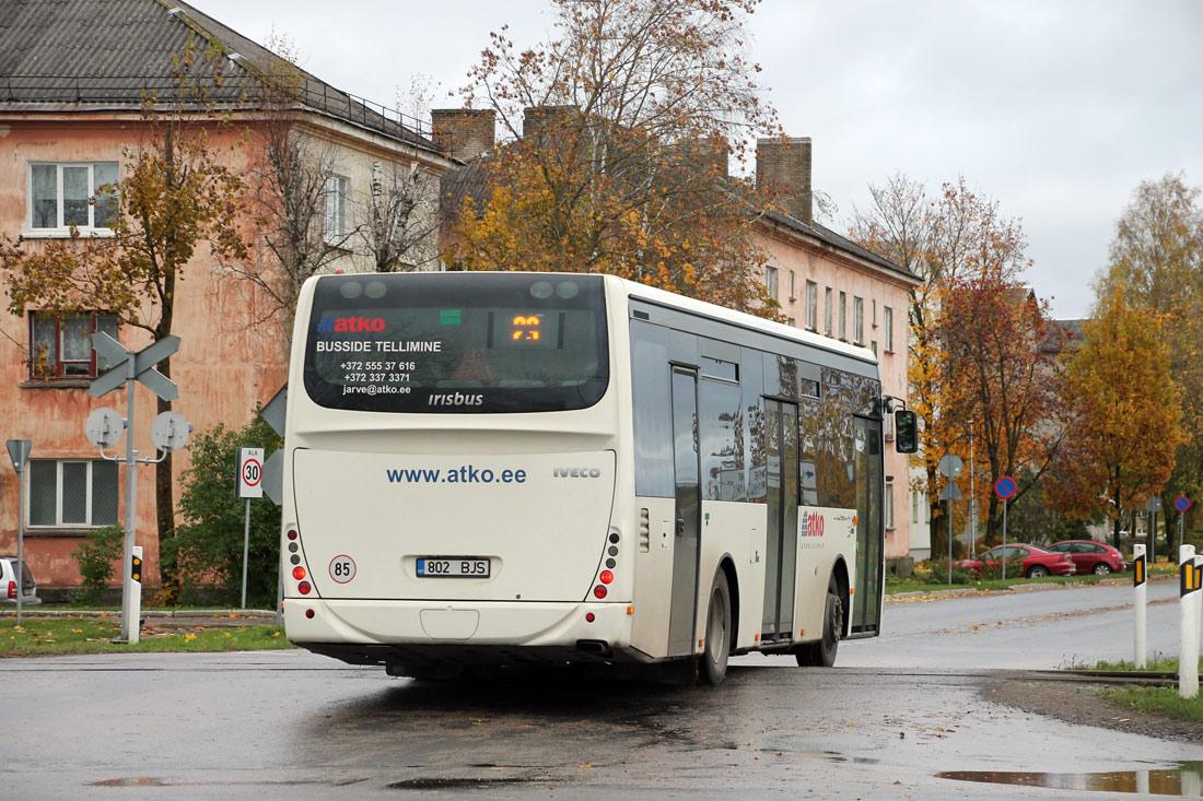 Kohtla-Järve, Irisbus Crossway LE 10.8M № 802 BJS
