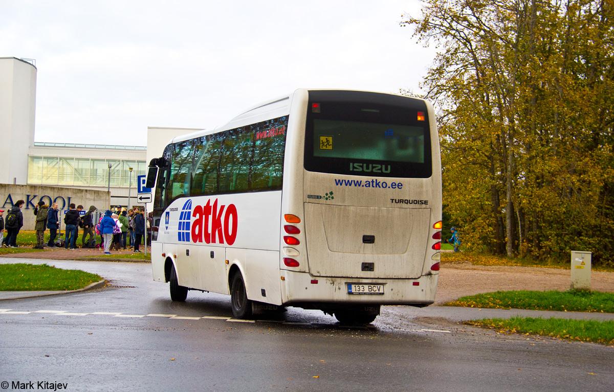 Tallinn, Isuzu Turquoise № 133 BCV