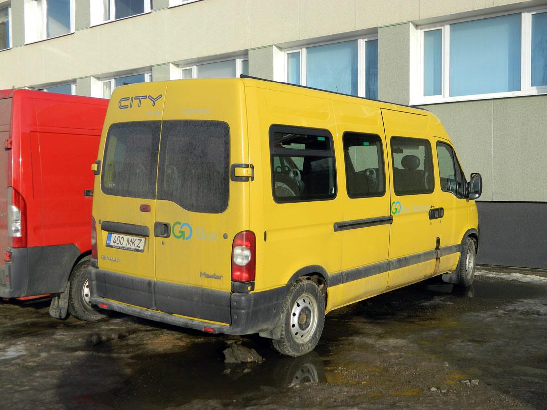 Rakvere, Renault Master T35 № 495
