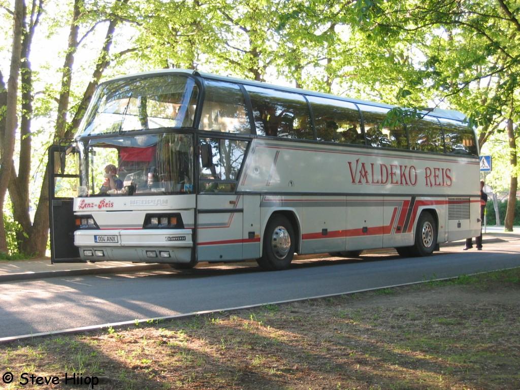 Jõhvi, Neoplan N116 Cityliner № 004 ANX