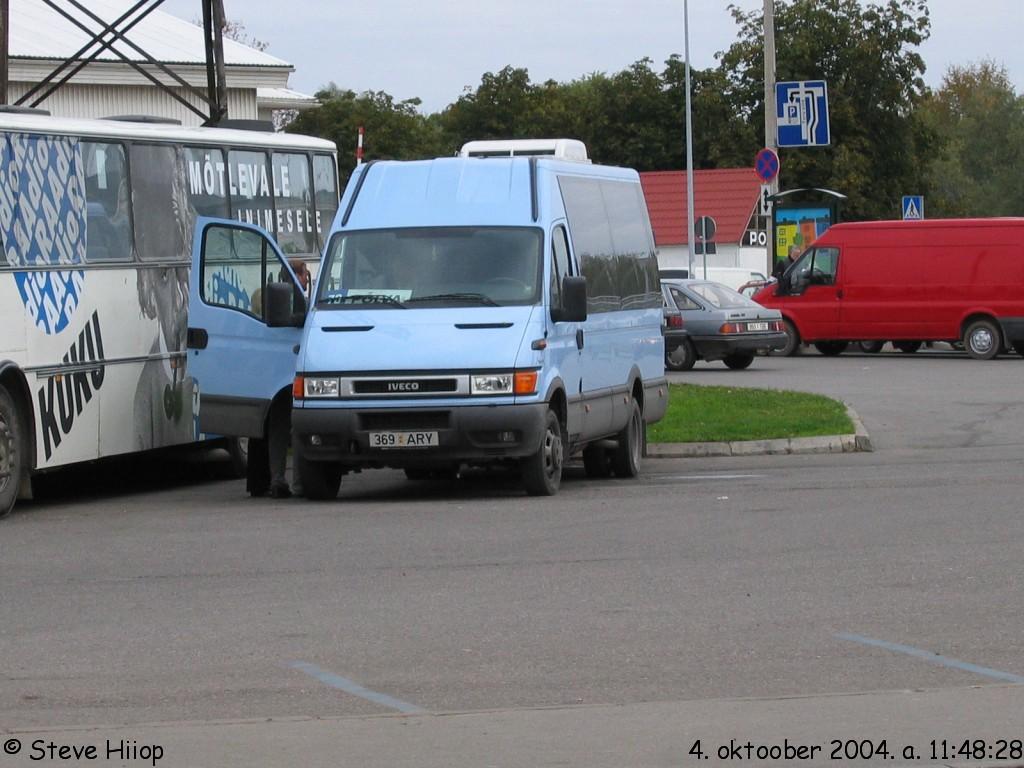 Põlva, IVECO Daily 50C13V № 369 ARY