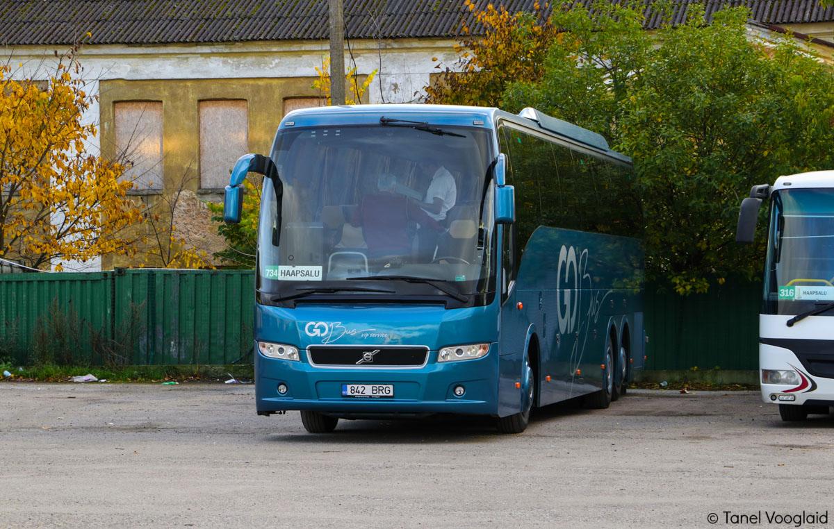 Haapsalu, Volvo 9700HD NG № 842 BRG