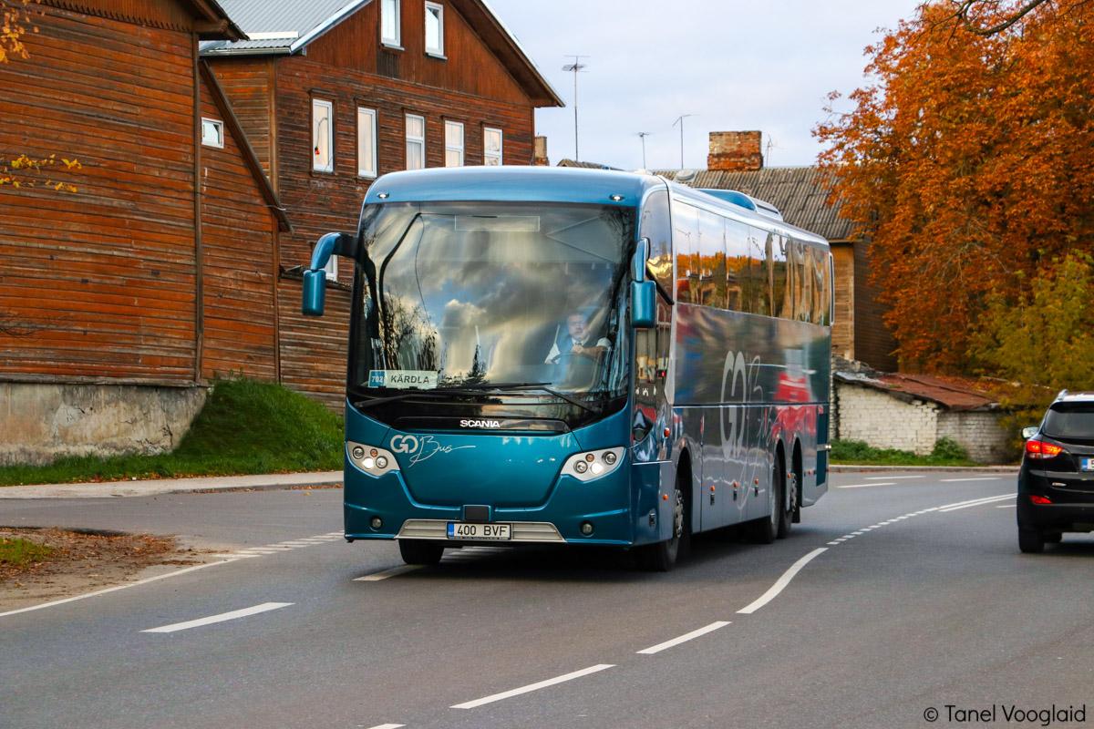 Kärdla, Scania OmniExpress 360 № 400 BVF
