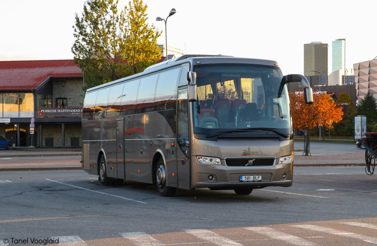 Pärnu, Volvo 9700H NG № 581 BLF