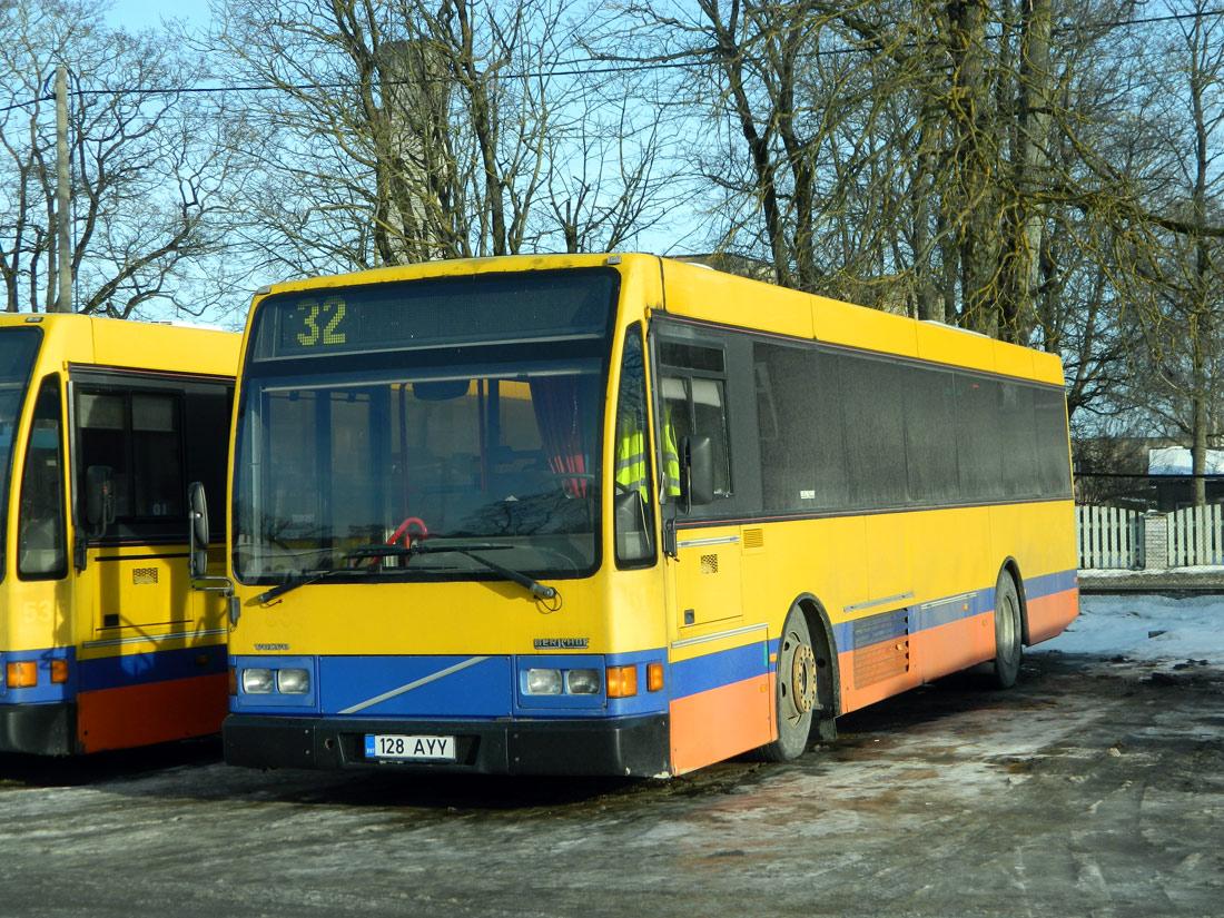 Rakvere, Berkhof Europa 2000NL № 468