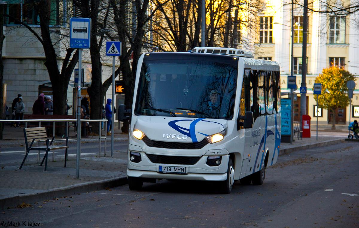 Tallinn, FeniksBUS FBI 85L № 719 MPN
