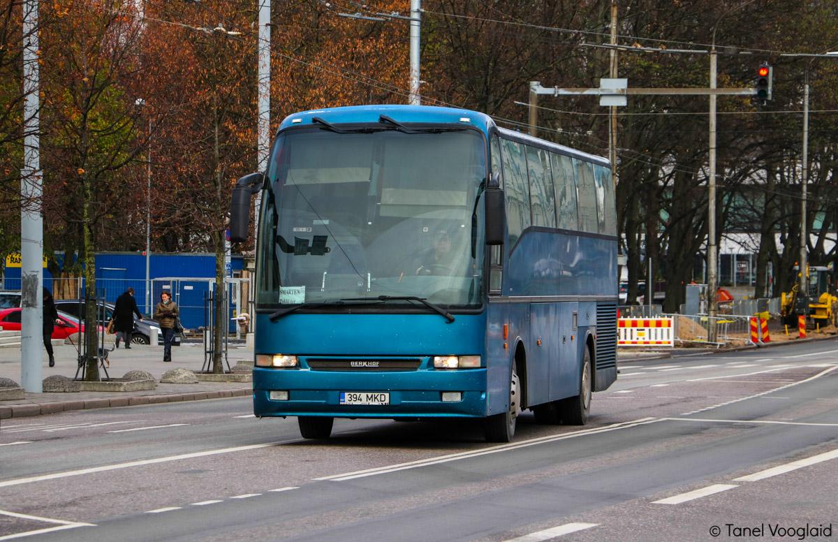 Tallinn, Berkhof Axial 70 № 394 MKD