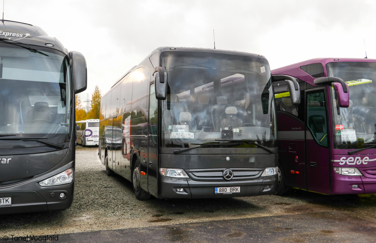 Tallinn, Mercedes-Benz O350-15RHD-II Tourismo № 137