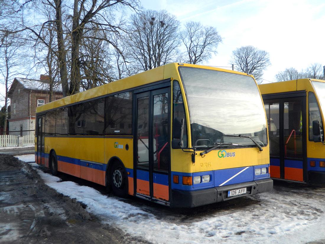 Rakvere, Berkhof Europa 2000NL № 413