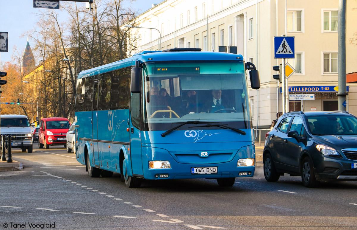 Tartu, SOR C 10.5 № 045 BND