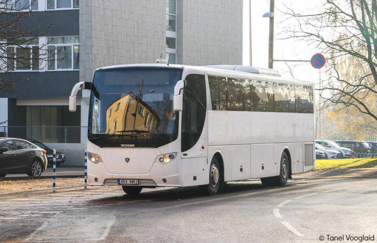 Põlva, Scania OmniExpress 340 № 053 MRJ