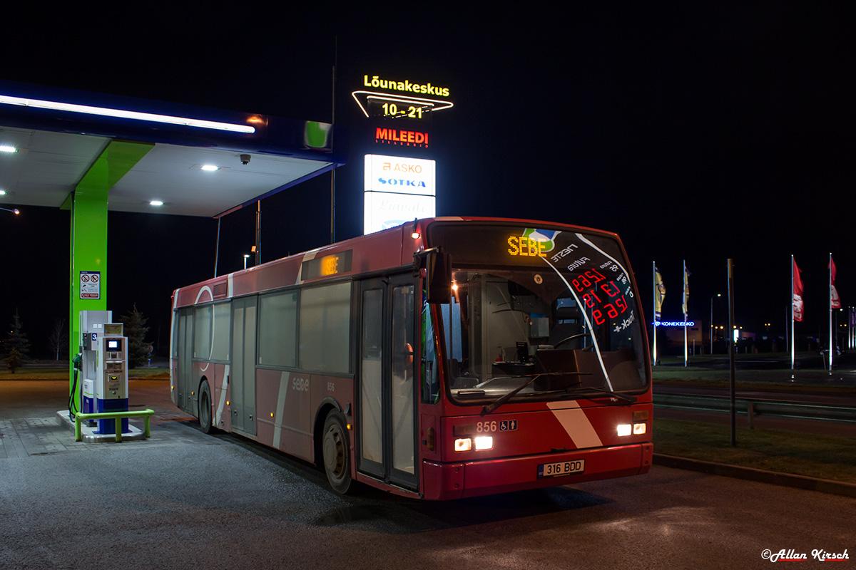 Tartu, Van Hool A300 № 856