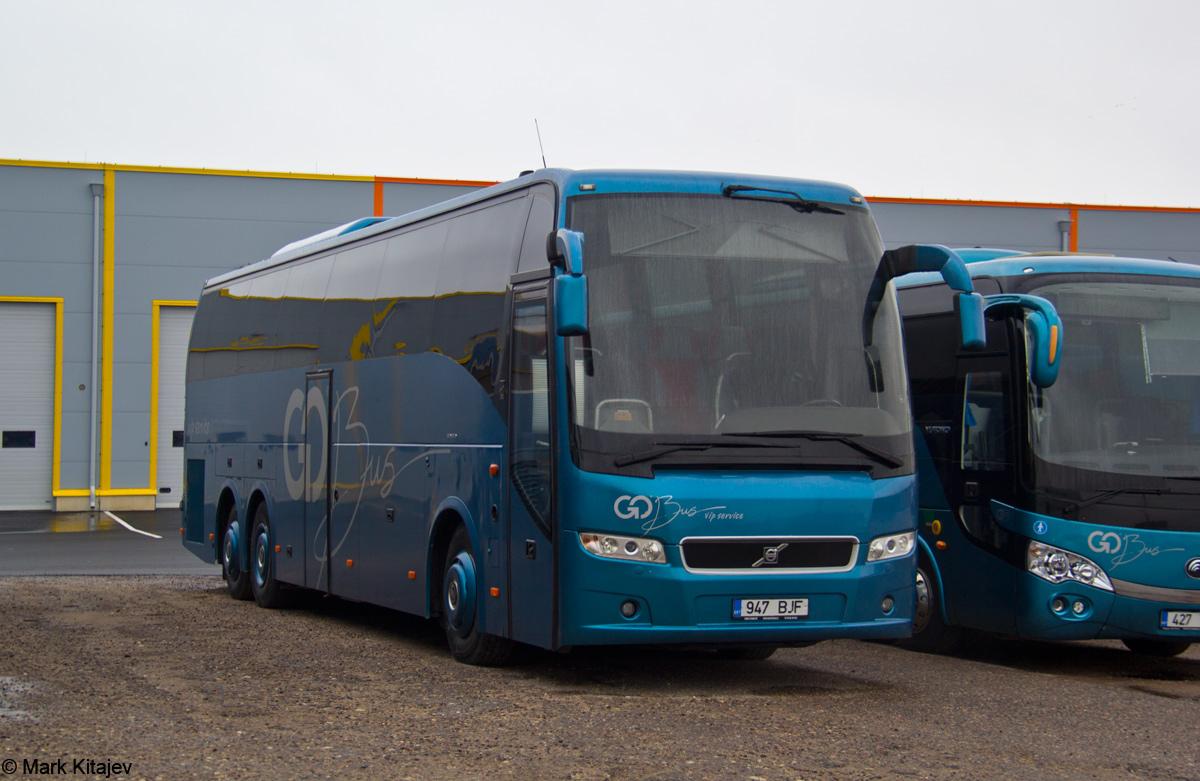 Kärdla, Volvo 9700HD NG № 947 BJF