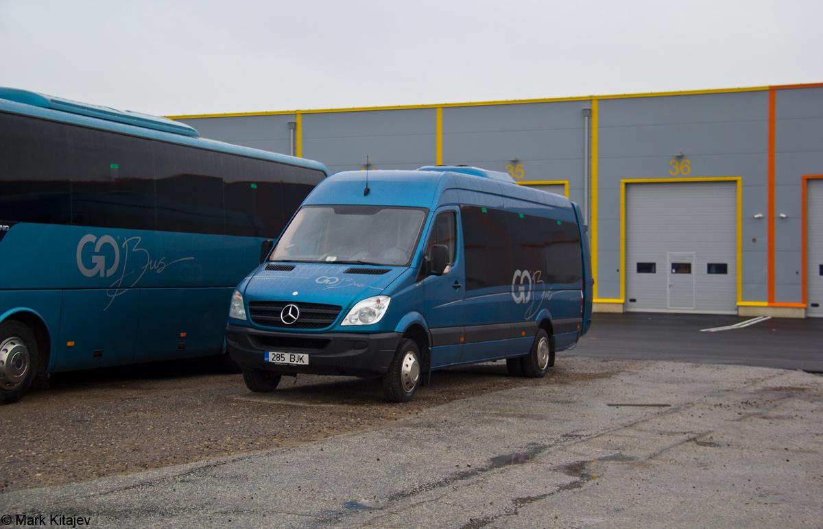 Tartu, Mercedes-Benz Sprinter 516CDI № 285 BJK