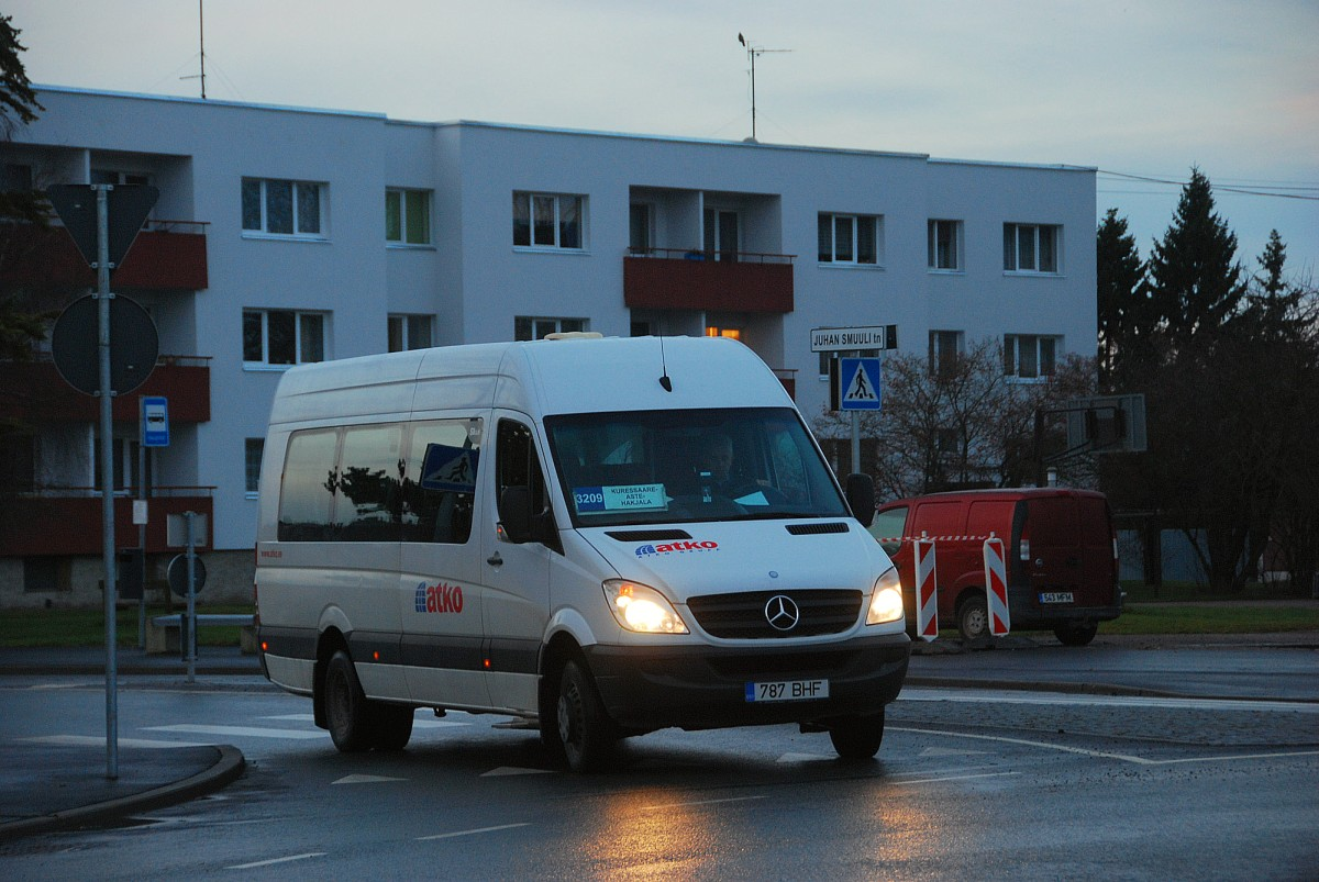 Kuressaare, Mercedes-Benz Sprinter 516CDI № 787 BHF