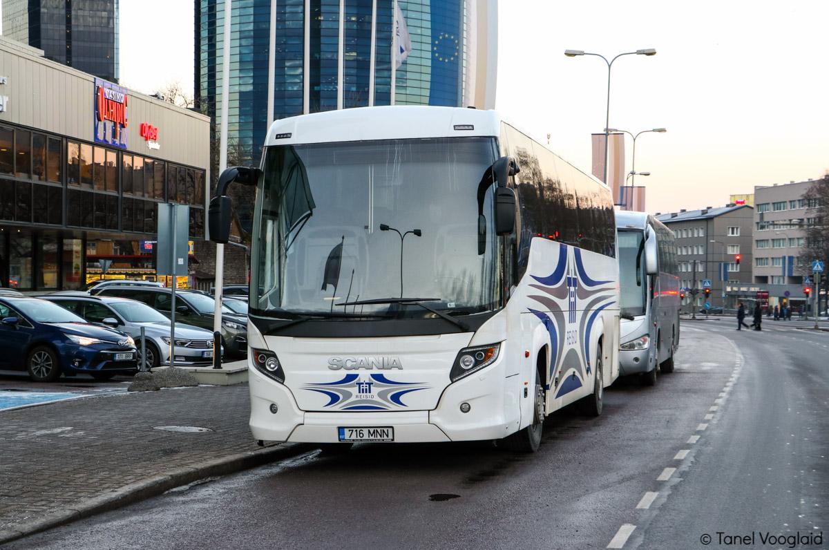 Kärdla, Scania Touring HD (Higer A80T) № 716 MNN