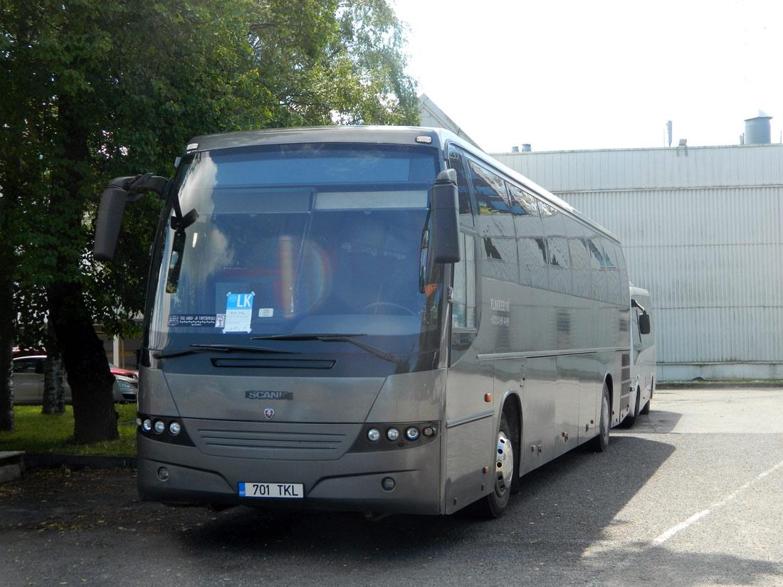 Tartu, Carrus Star 503 № 701 TKL Tallinn — XXVI laulu- ja XIX tantsupidu (Aja puudutus. Puudutuse aeg)