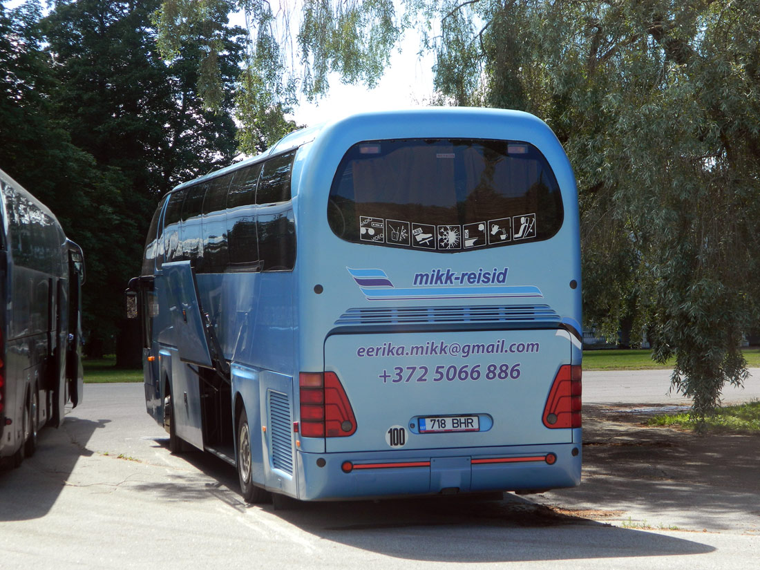 Rakvere, Neoplan N516SHD Starliner № 718 BHR