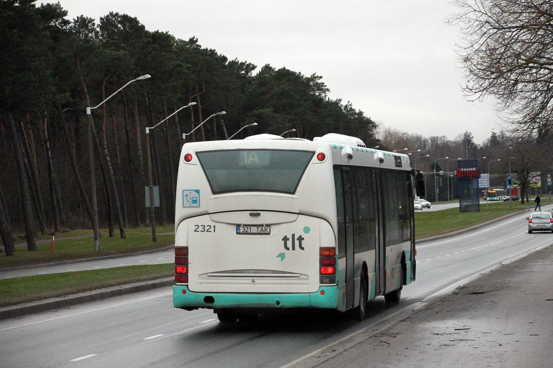 Tallinn, Scania OmniLink CL94UB № 2321