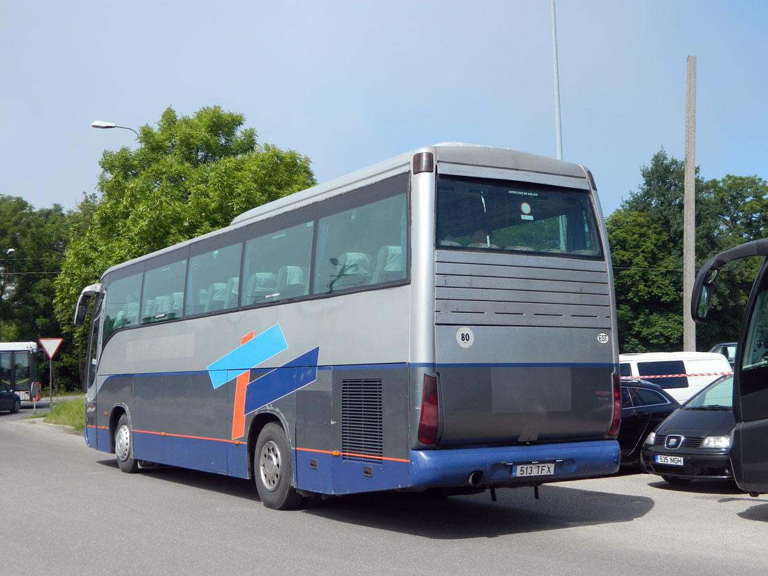 Tartu, Noge Touring Star 3.70/12 № 513 TFX Tallinn — XXVI laulu- ja XIX tantsupidu (Aja puudutus. Puudutuse aeg)