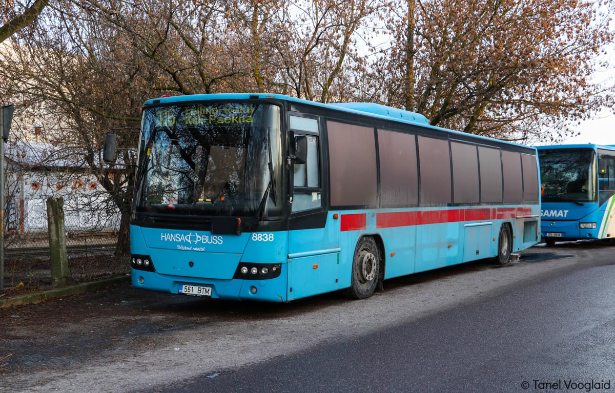 Tallinn, Volvo 8700LE № 561 BTM