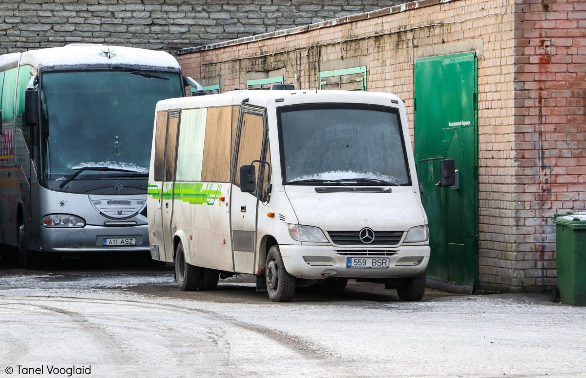 Tallinn, Mercedes-Benz Sprinter 616CDI № 559 BSR