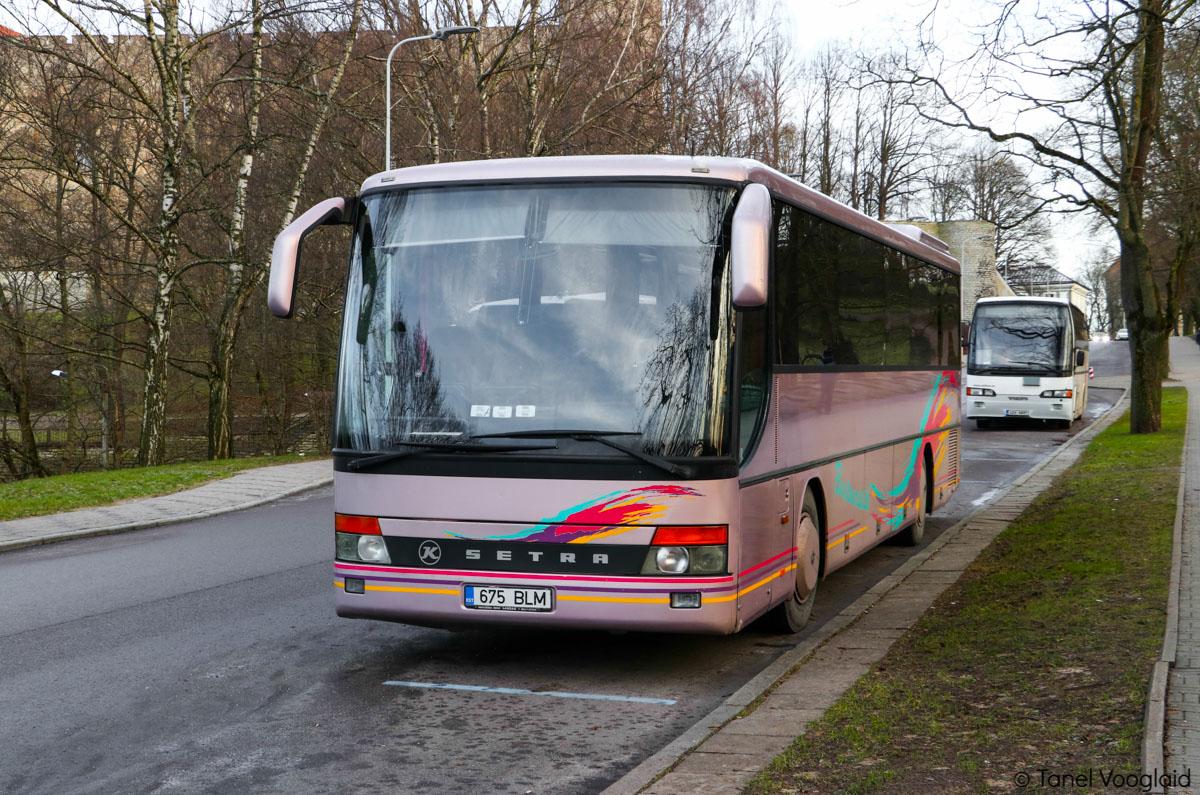 Tallinn, Setra S315GT № 675 BLM