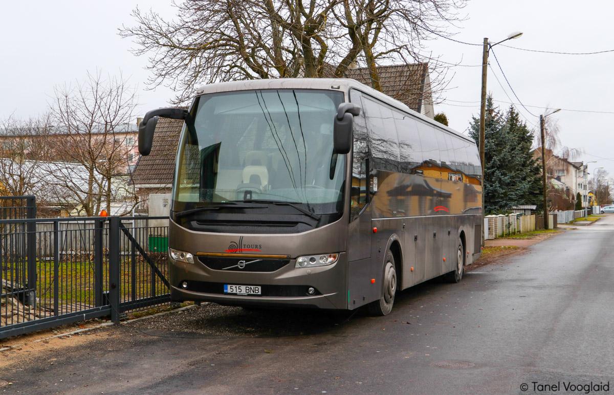 Pärnu, Volvo 9700H UG № 515 BNB