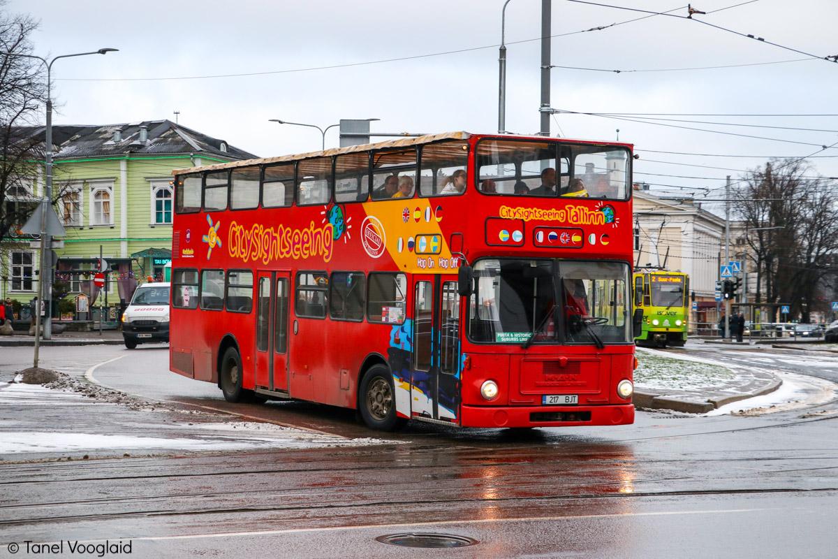 Tallinn, MAN SD200 № 217 BJT