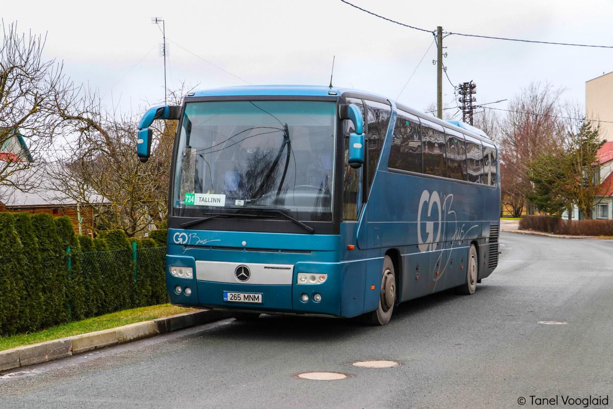 Haapsalu, Mercedes-Benz O350-15RHD Tourismo № 265 MNM