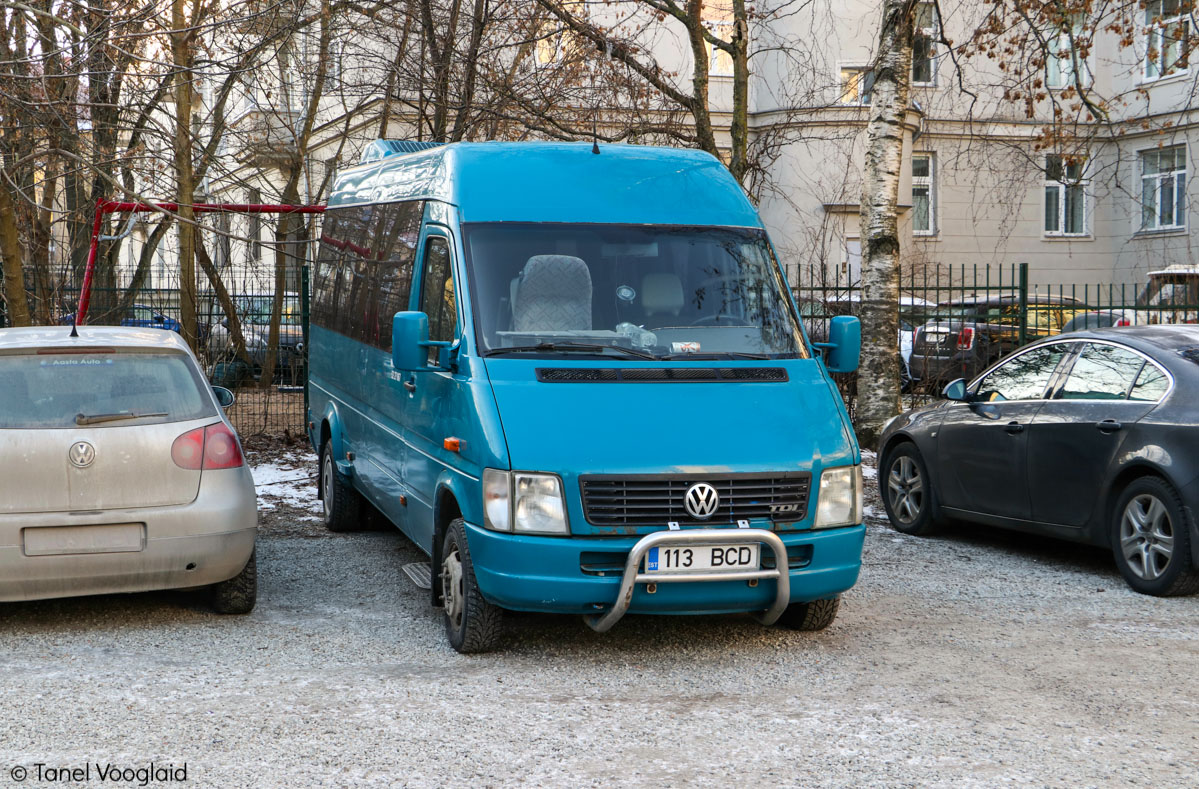 Võru, Volkswagen LT46 № 113 BCD