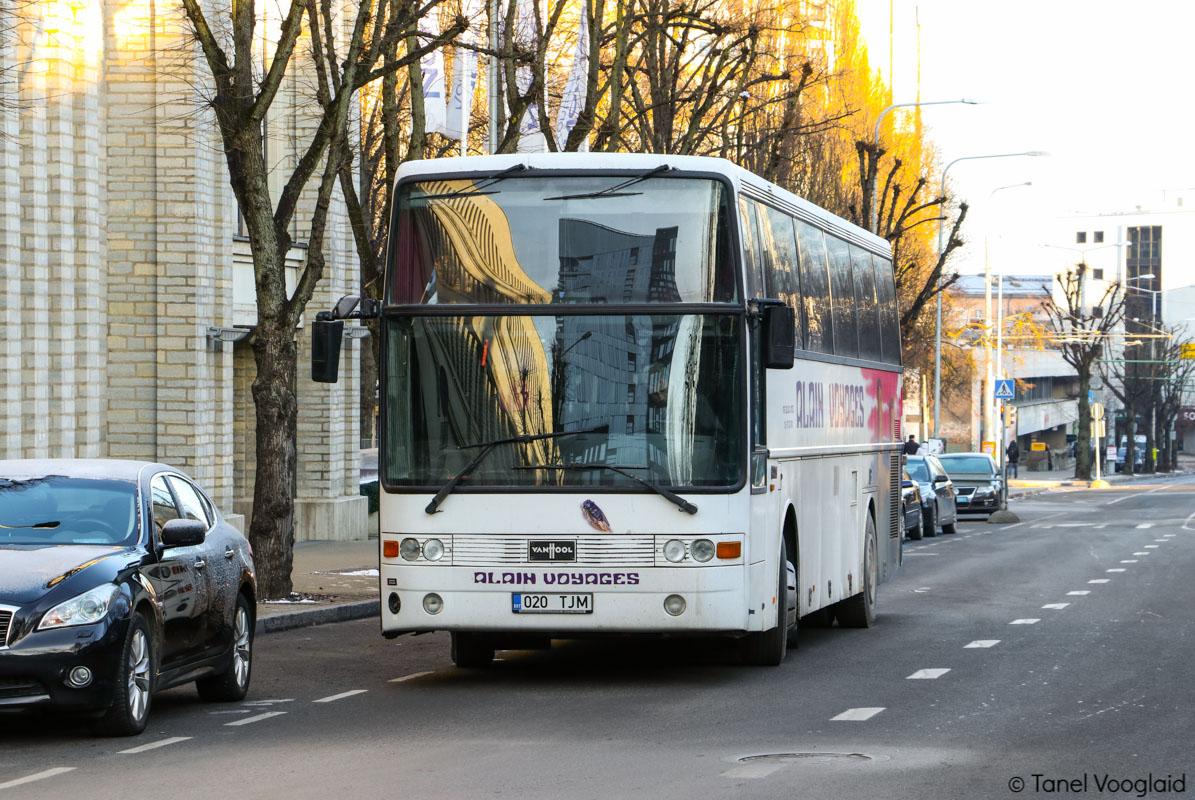 Tartu, Van Hool T815 Acron № 020 TJM