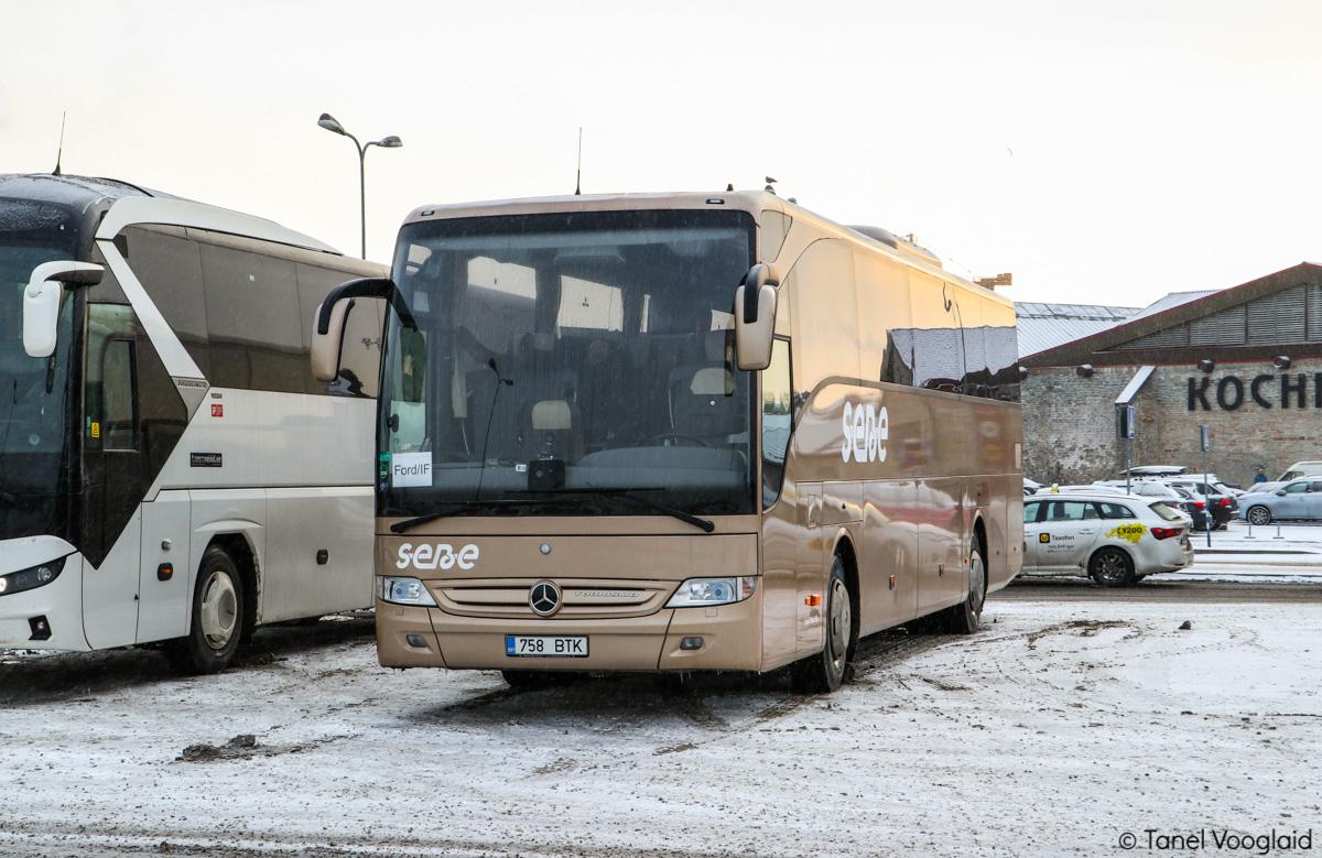 Tallinn, Mercedes-Benz O350-15RHD-II Tourismo № 141